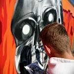 malowanie aerografem pojazdu, malowanie tuningowe 14