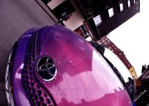 malowanie aerografem pojazdu, malowanie tuningowe 6