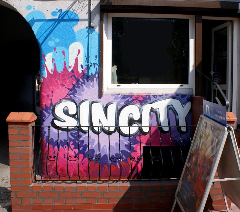 Sin City Pub Sosnowiec