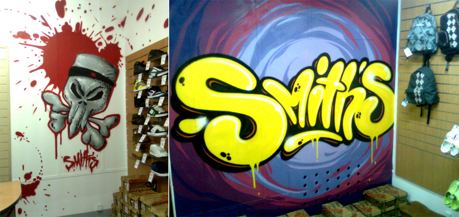 Smith's !