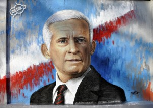 Jerzy Buzek Liceum Juliusza Słowackiego w Chorzowie