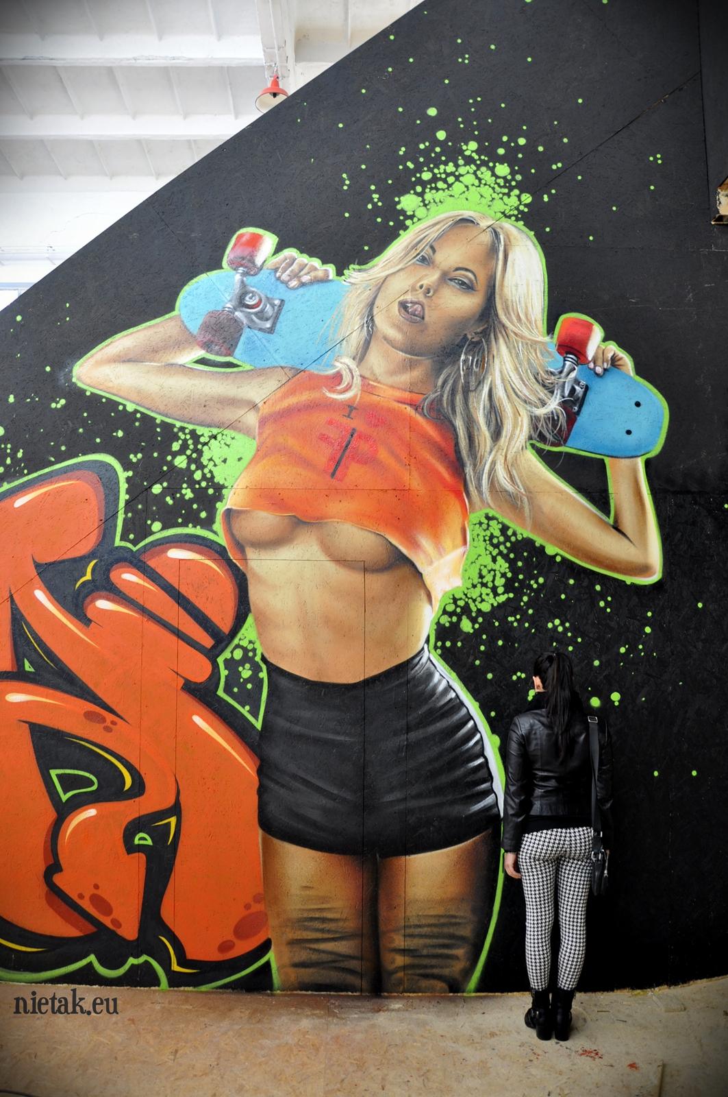 nietak,eu,malowanie artystyczne,graffiti,warsztaty graffiti, aerograf,nietak.eu