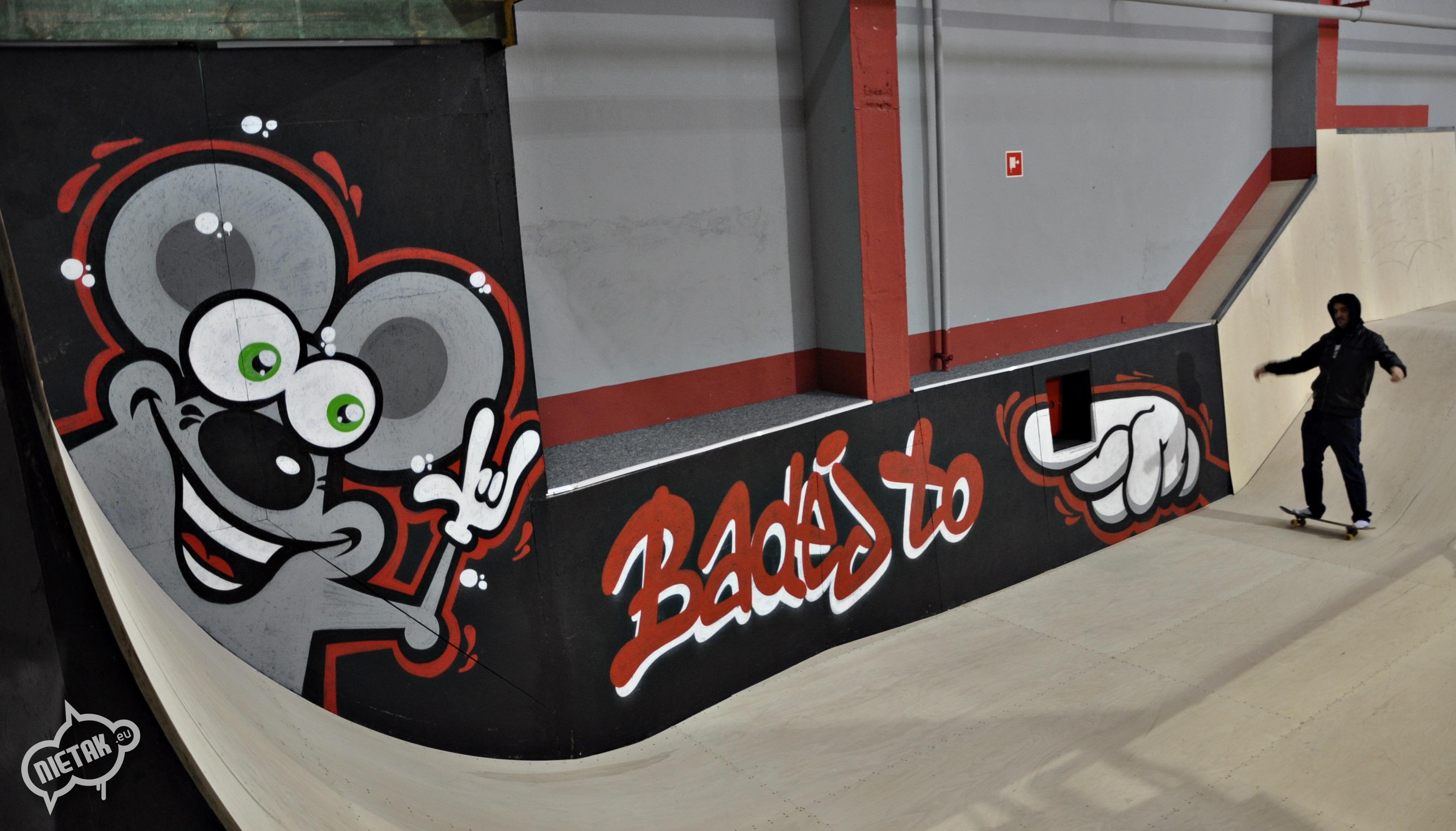 FreeStyle Park, Nietak, Malowanie Artystyczne, Graffiti, Chorzów , (14)