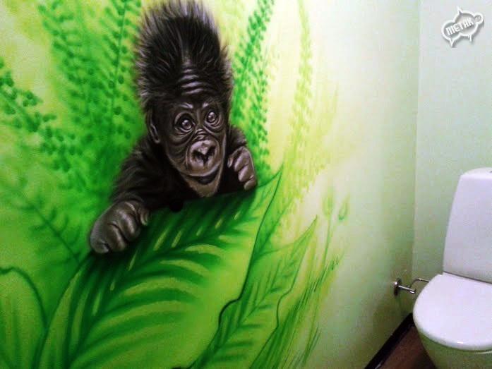 plac zabaw, malowanie dla dzieci,malowanie bawialni,nietak.eu,malowanie artystyczne,aerograf,airbrush,malowanie dżungli,dżungla,malowanie pokoji,graffiti,street-art,bawialnia (20)