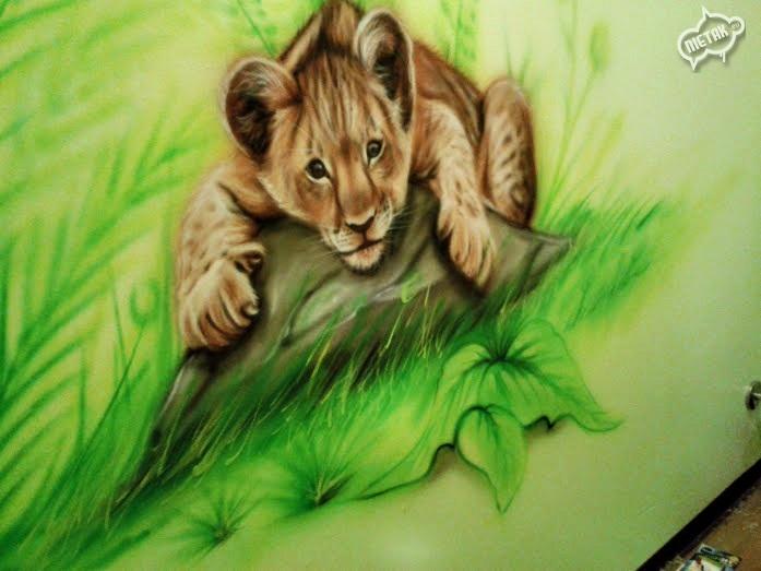 plac zabaw, malowanie dla dzieci,malowanie bawialni,nietak.eu,malowanie artystyczne,aerograf,airbrush,malowanie dżungli,dżungla,malowanie pokoji,graffiti,street-art,bawialnia (21)