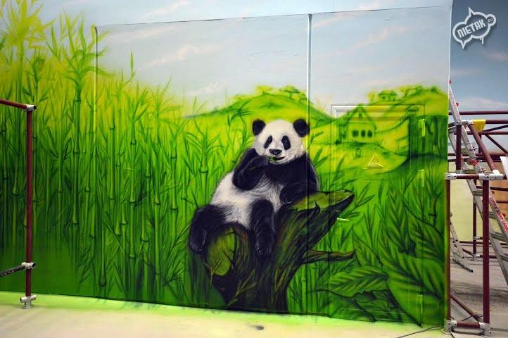 plac zabaw, malowanie dla dzieci,malowanie bawialni,nietak.eu,malowanie artystyczne,aerograf,airbrush,malowanie dżungli,dżungla,malowanie pokoji,graffiti,street-art,bawialnia (8)