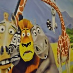 madagaskar graffiti, dekorowanie wnętrz