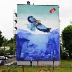 mural graffiti farby kabe opole, kultura i sztuka