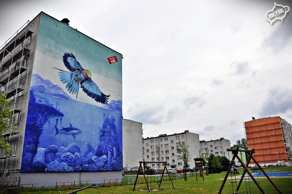 Mural Zawadzkie