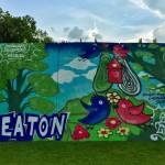 Eaton graffiti, warsztaty