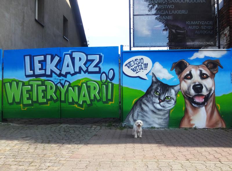 Reklama mural - Nietak.eu