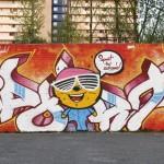 szkolenie graffiti