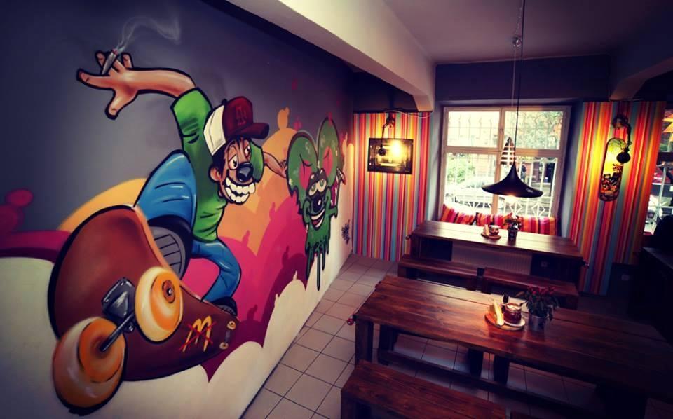 Dekoracyjne malowanie ścian - Nietak.eu
