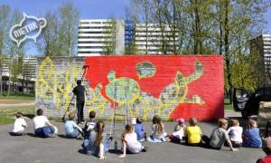 projekt graffiti, warsztaty graffiti