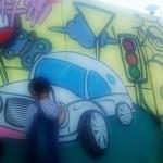 warsztaty graffiti, dwunastolatki