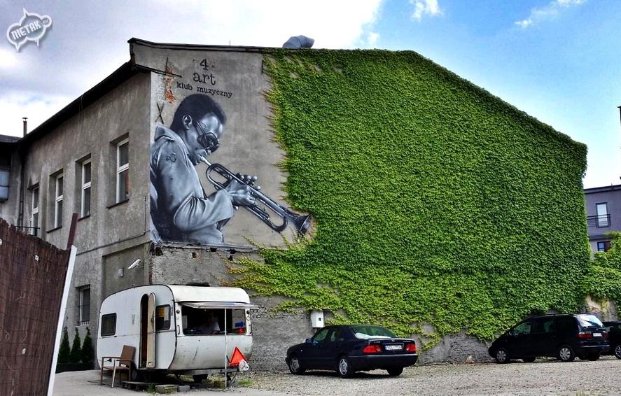 Murale Graffiti - Malowanie Murali Na Zamówienie