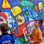 warsztaty graffiti malowanie