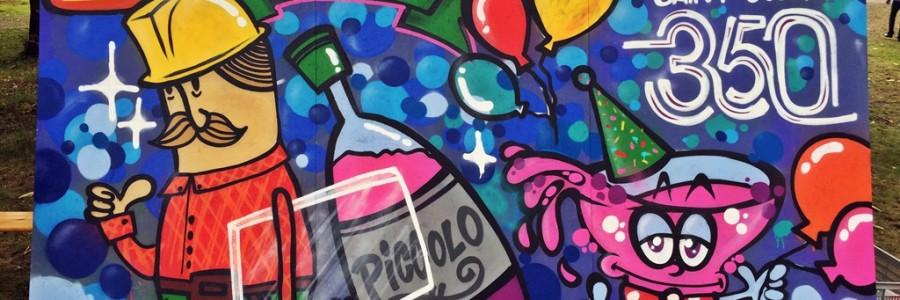 Warsztaty Graffiti