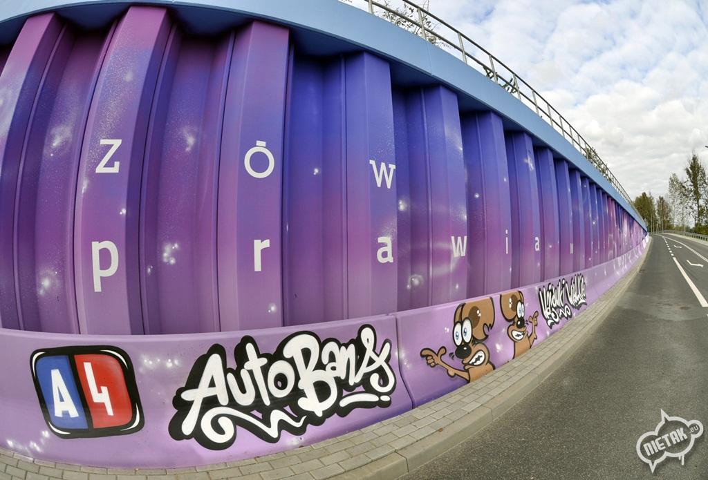 mural na śląsku