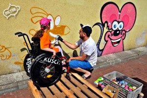 Szybka nauka graffiti