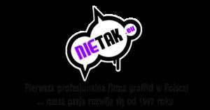 graffiti nietak logo