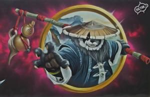 world of warcraft, graffitipraga6