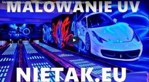 Malowanie UV - link do YouTube
