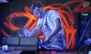 malowanie uv, malowanie kręgielni, graffiti 18