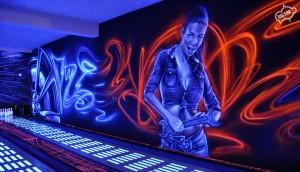 malowanie uv, malowanie kręgielni, graffiti 13