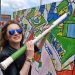 Malarki gigant graffiti 4