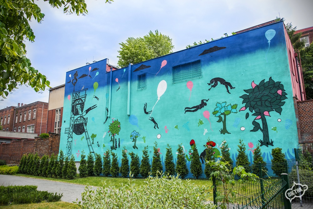 Mural akademia