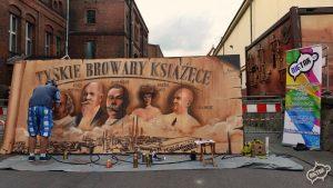 Graffiti, Tyskie browary książęce