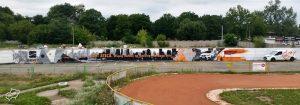 Graffiti, event street, Toruń