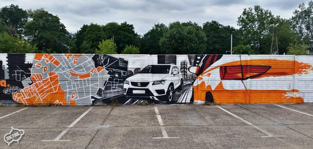 Malowidła na murach - Nietak.eu