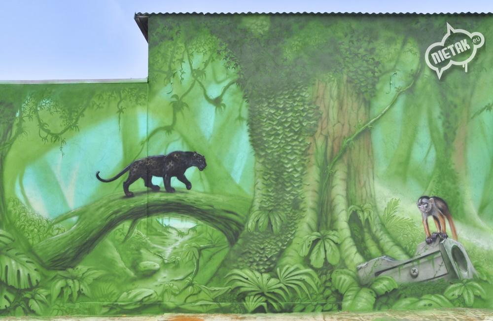 Mural szkoła 1-3