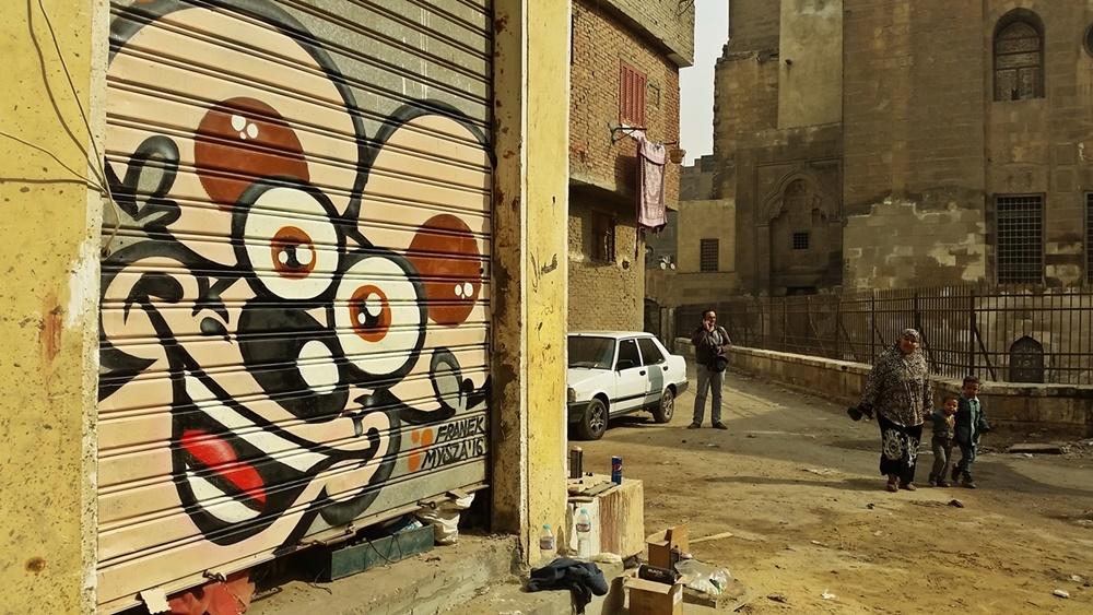 Graffiti Kair 2016 Łukasz 5