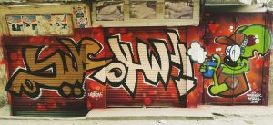 Graffiti Kair 2016 Łukasz 6