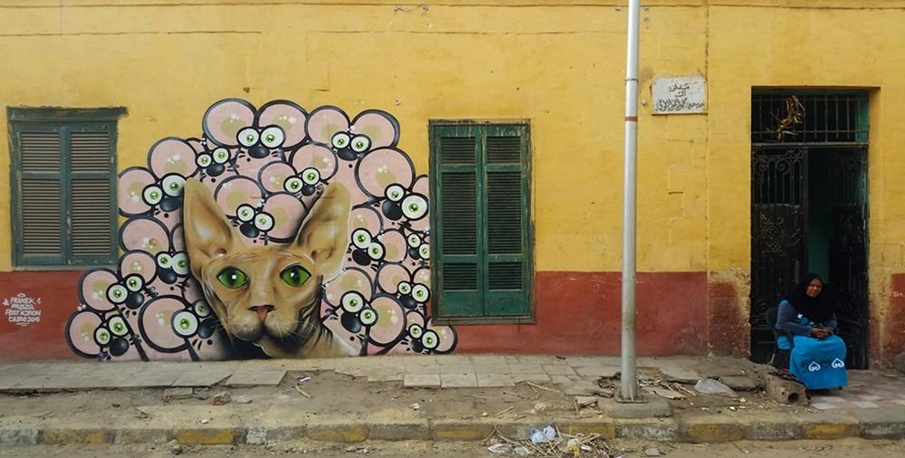 Graffiti Kair 2016 Łukasz 8