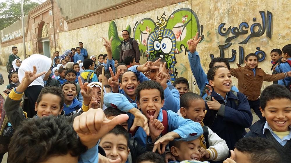 Graffiti Kair 2016 Łukasz 10