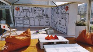 2 Malarstwo street art, warsztaty dla dzieci, nietak graffiti