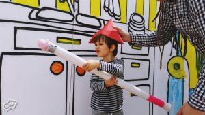 3 Malarstwo street art, warsztaty dla dzieci, nietak graffiti