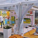 6 Malarstwo street art, warsztaty dla dzieci, nietak graffiti