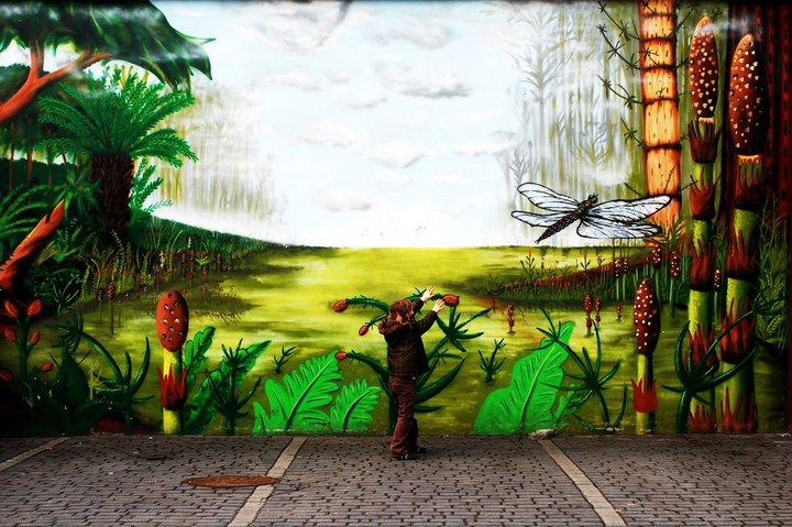 Murale w kampaniach reklamowych - Nietak.eu