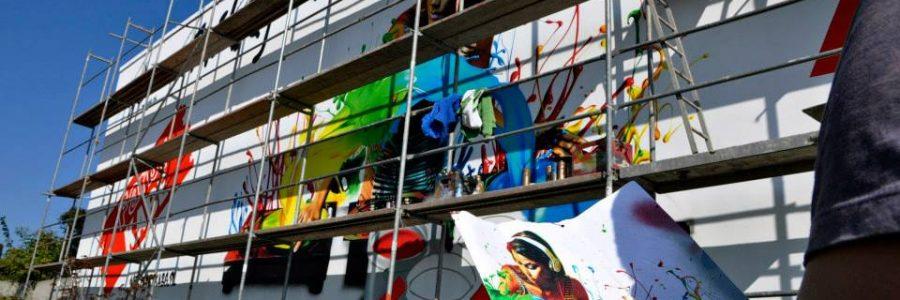 Jak mural reklamowy może pomóc Twojej firmie?