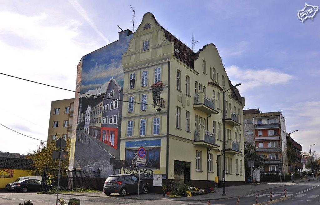 mural w mikołowie , nietak , malowanie artystyczne 1