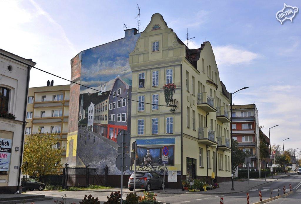 mural w mikołowie, nietak, malowanie artystyczne 2