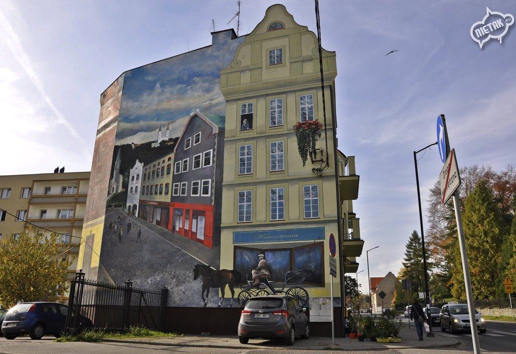 mural w mikołowie, nietak, malowanie artystyczne 3