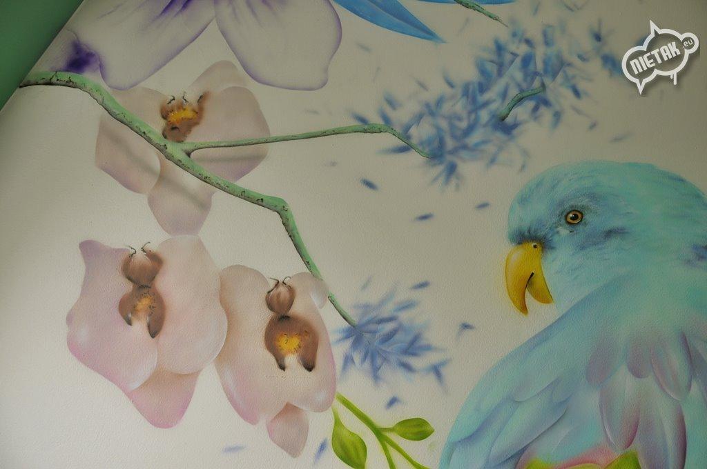 3. Malowanie pokoju dla dziecka