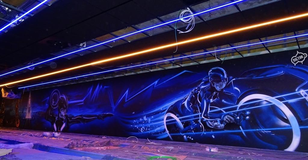 3. Malowanie w kręgielni - Nietak.eu