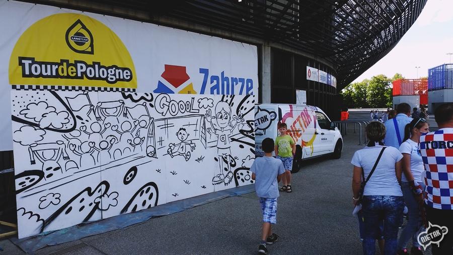 1. Warsztaty graffiti arena Zabrze - Nietak.eu